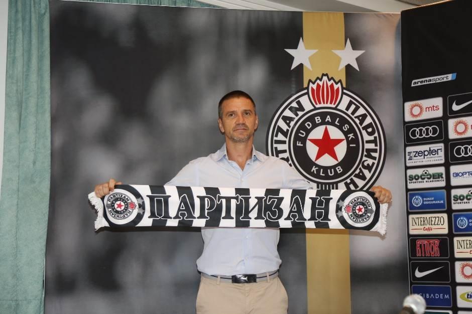 zoran bata mirković, batica mirković, fk partizan