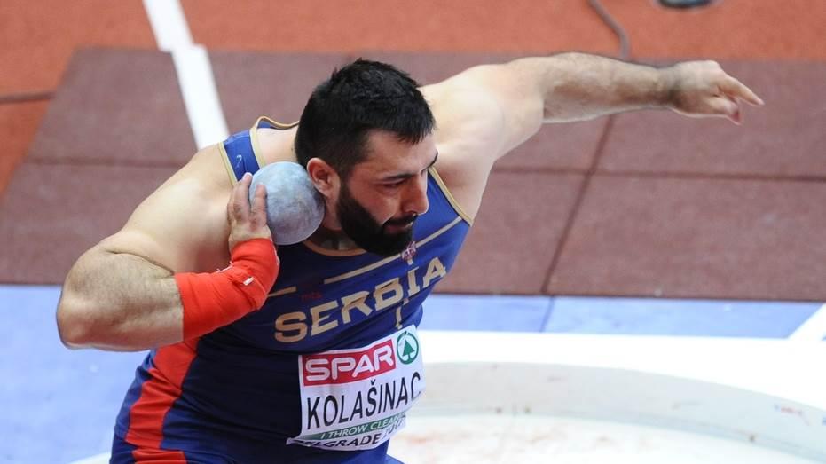 Asmir Kolašinac, Asmir Kolasinac