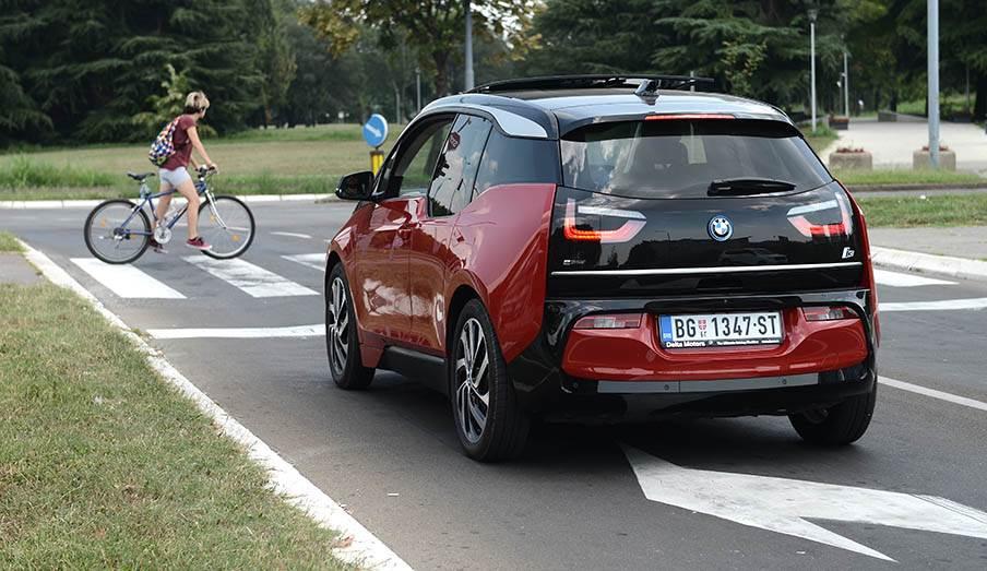 bmw, bmw i3, automobil, saobraćaj, auto, kola,