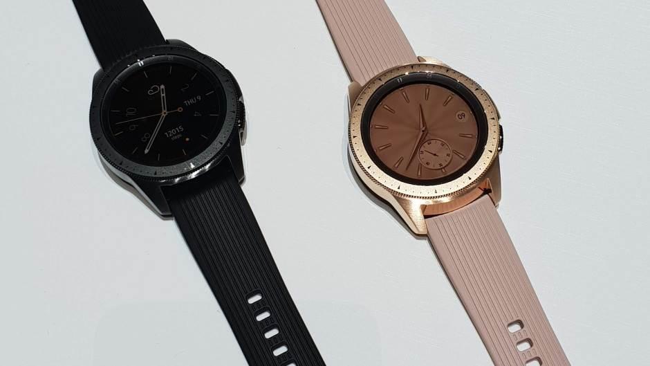 Galaxy Watch, SmartWatch, Smart Watch, Sat, Pametni sat