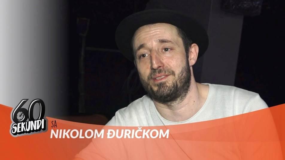 Nikola Đuričko, mondo tv, 60 sekundi