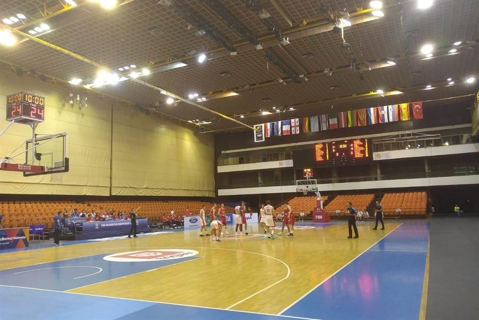 Eurobasket u Novom Sadu je počeo!