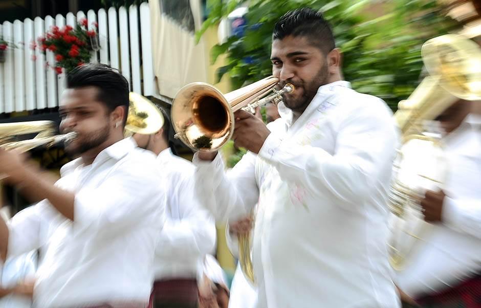 GUČA: Truba, ražanj i svadbarski kupus! (VIDEO)