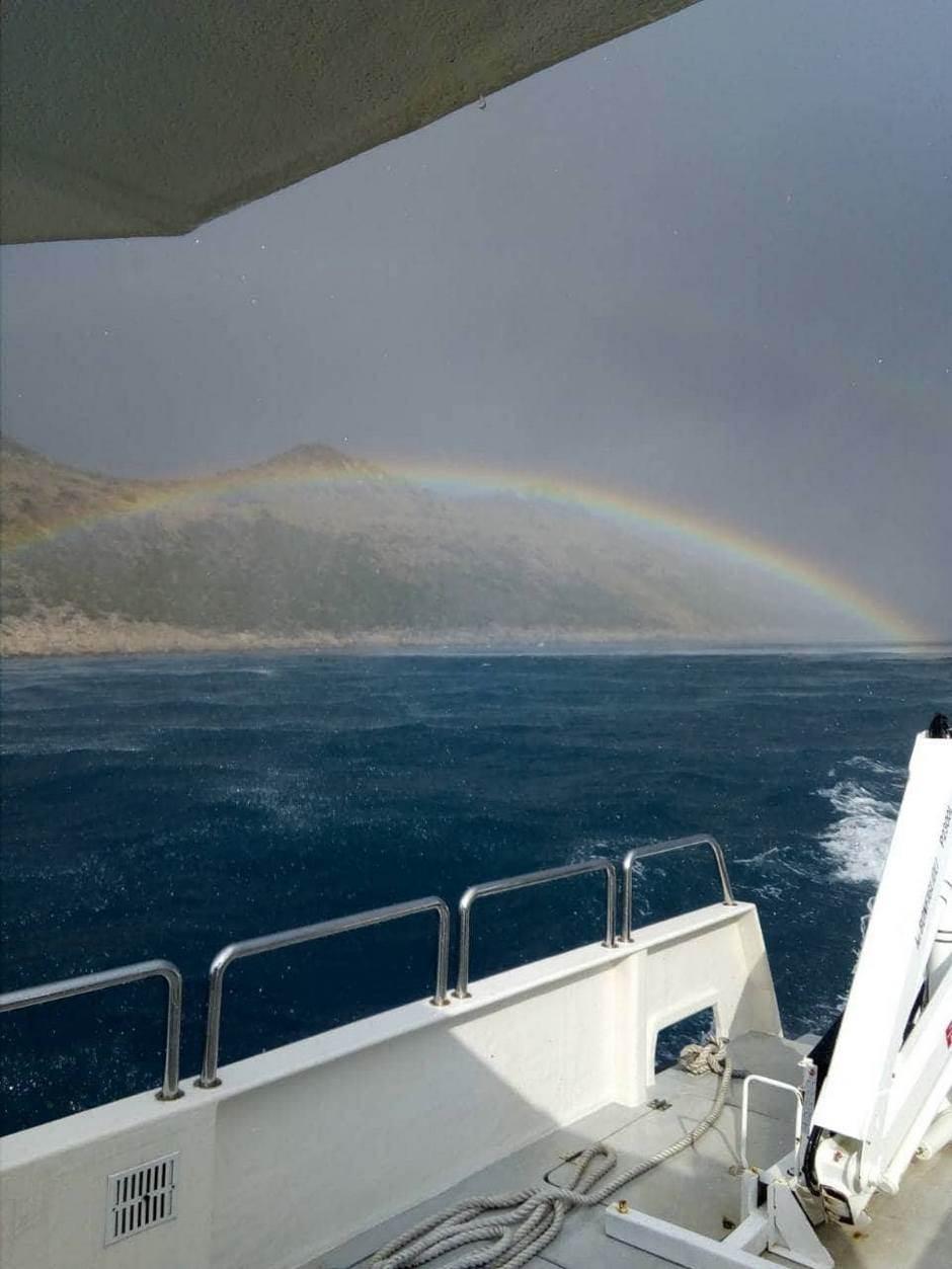 čamac jedrilica more