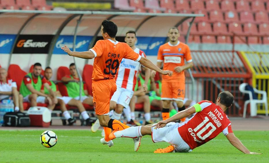 """A, sada na """"onaj"""" Spartak: Milan Pavkov, konačno!"""