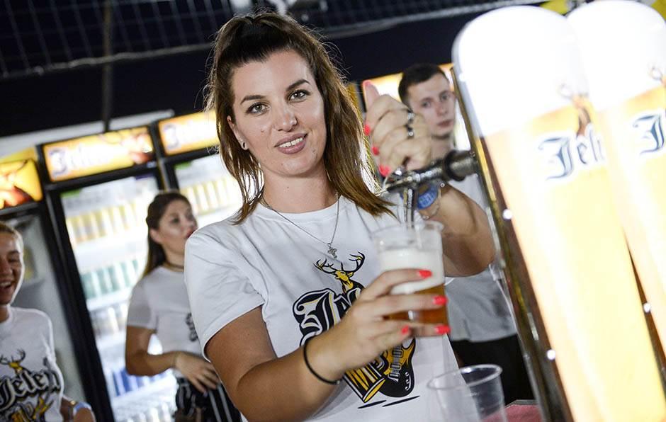 Najlepše šankerice Beer festa