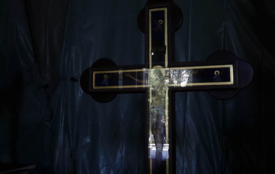 krst crkva vernici hram svetog save spc isus