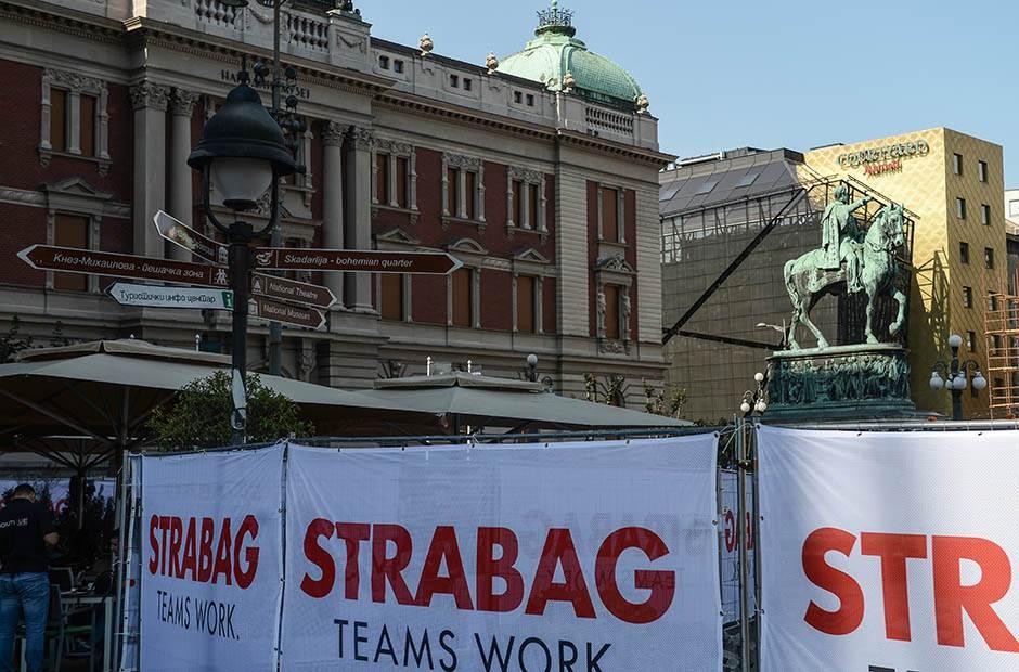 Na Trgu nije nađena Stambol kapija, već...