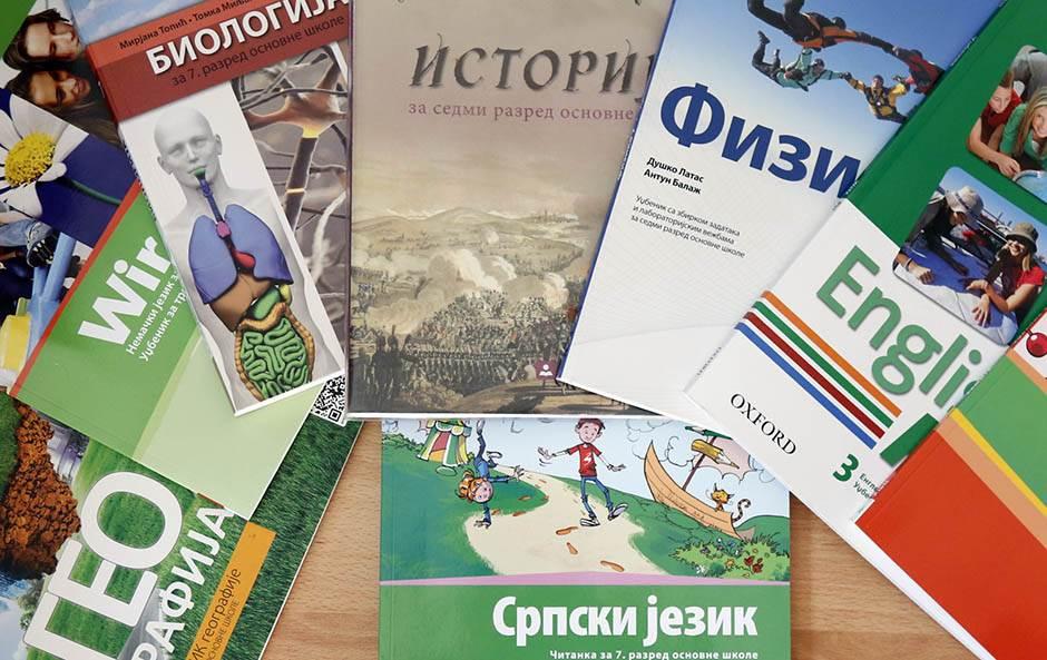 školski pribor, škola, sveske, knjige, udžbenik