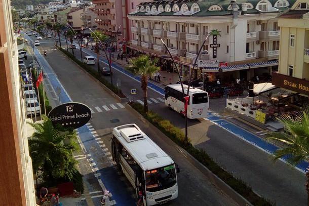 turska, ulica