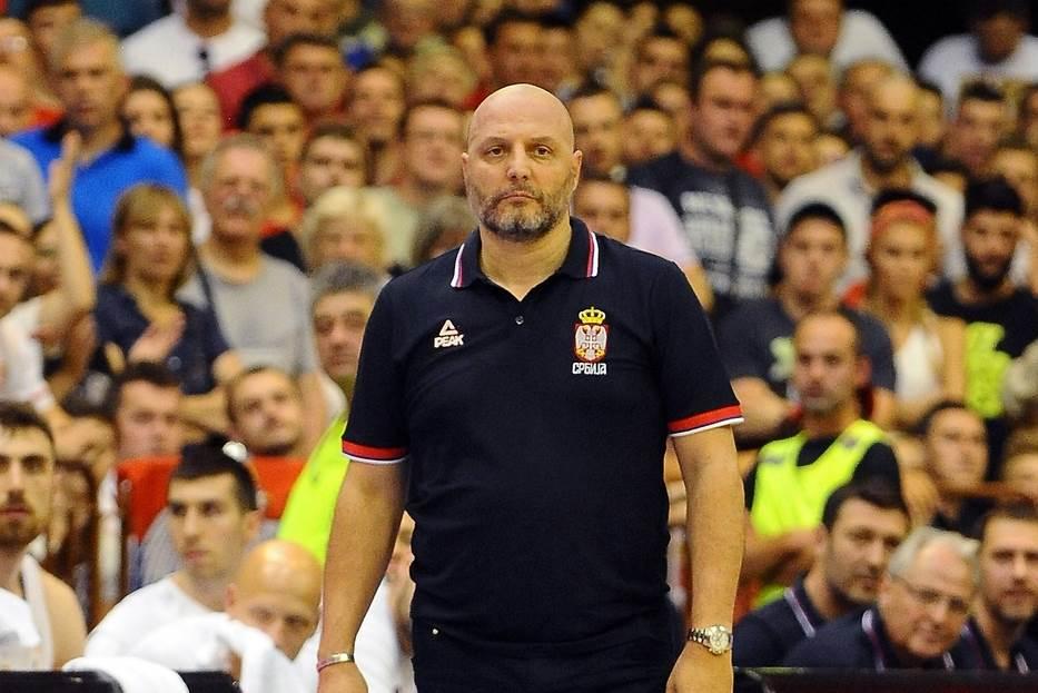"Đorđević: ""Spora"" lopta, premalo asistencija"