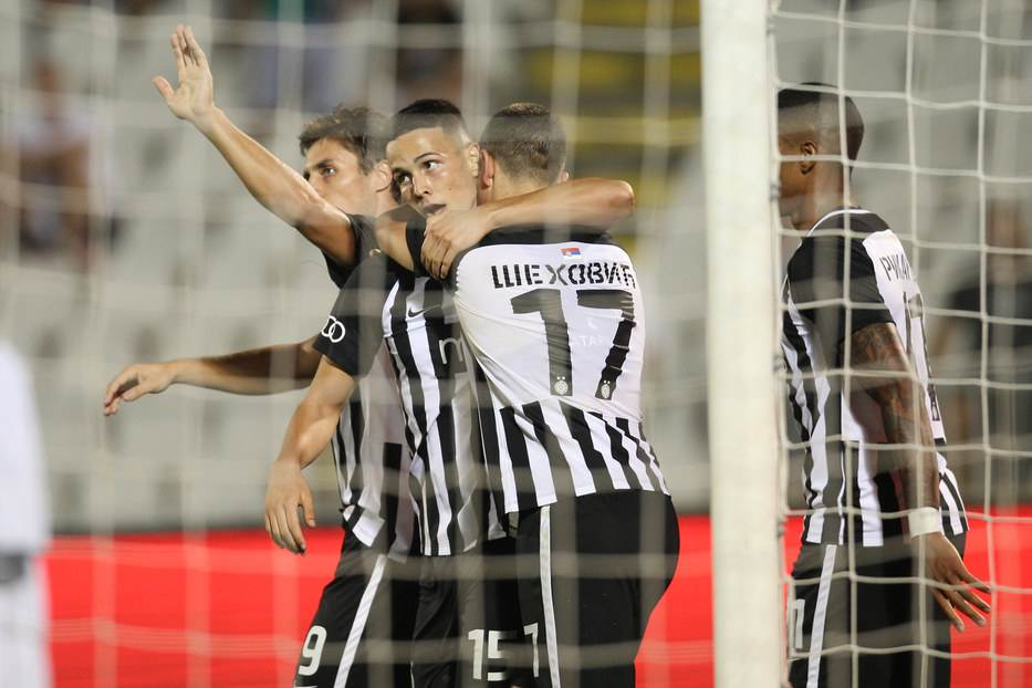 Marković, Svetozar Marković, Partizan, Šehović, Zlatan Šehović