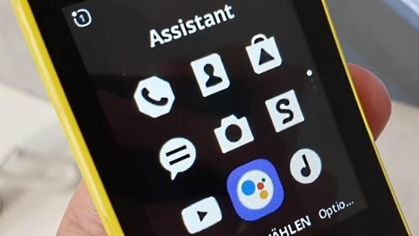 Nokia 8110 Google aplikacije IFA 2018, Nokia 8110 IFA 2018