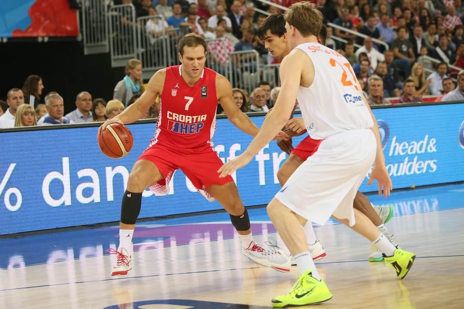 Podmlađena Slovenija bolja od NBA Hrvatske