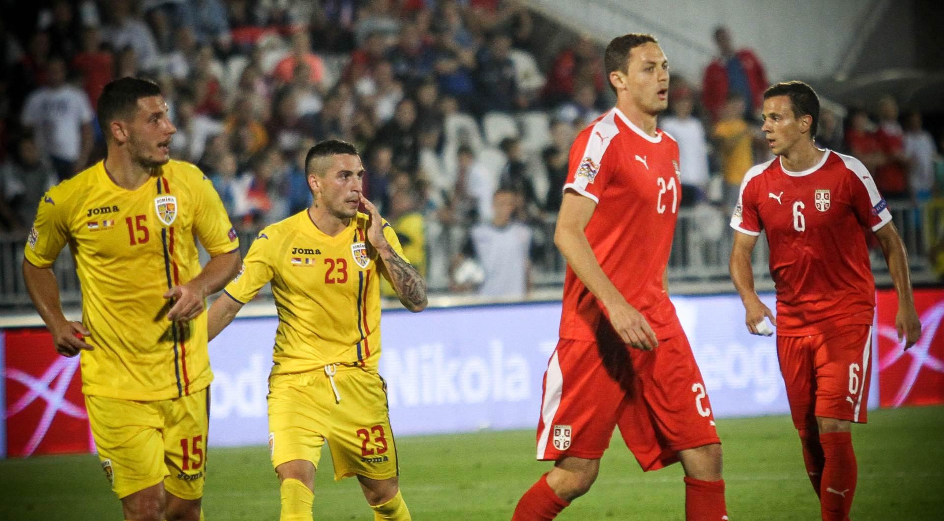 liga nacija, srbija rumunija, nemanja matić