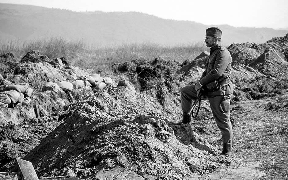 prvi svetski rat, kajmakčalan