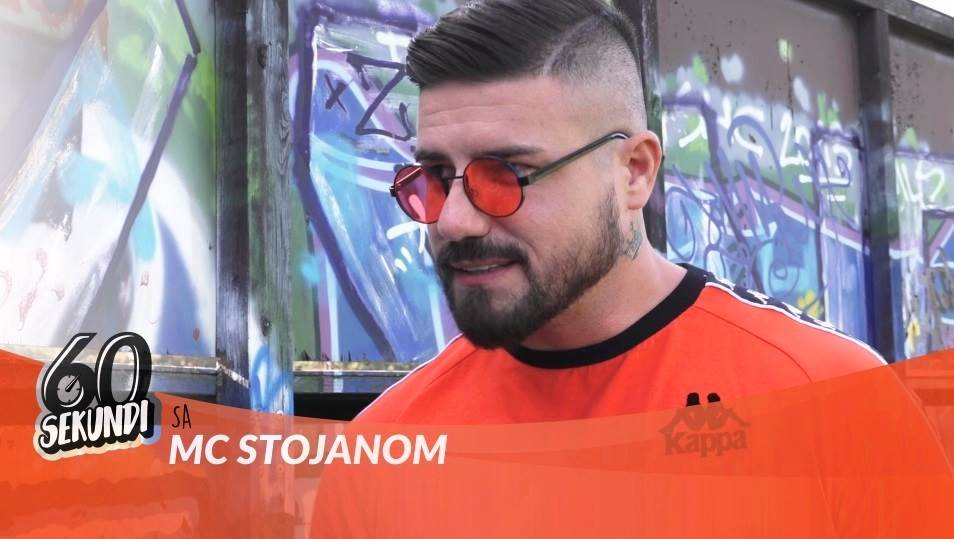 MC Stojan, 60 sekundi, mondo tv