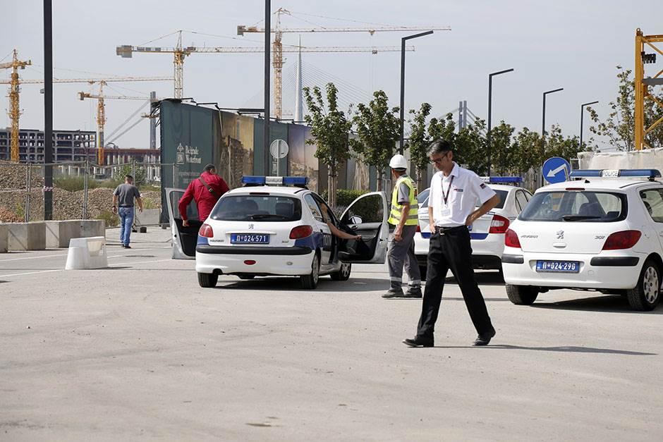 Dva radnika poginula na gradilištu BG na vodi