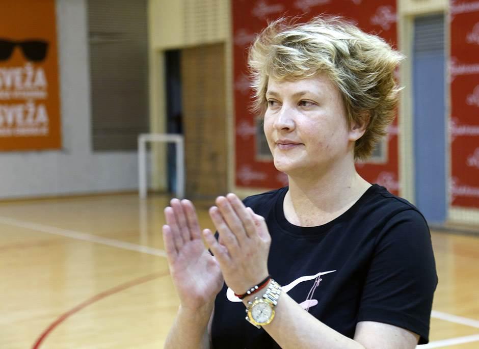 """Marina i """"Telekom Srbija"""" za naše male košarkašice"""