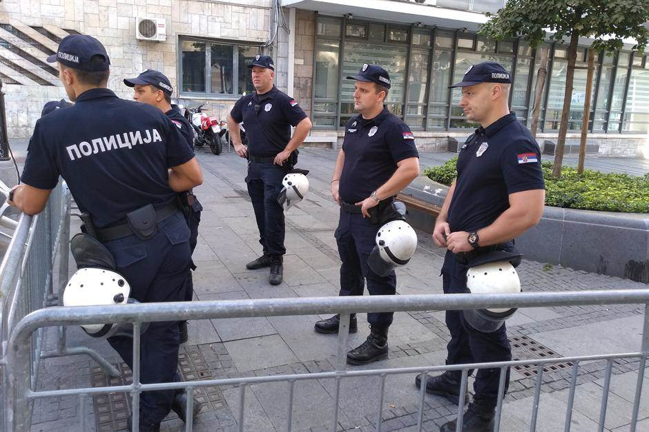 """Održan Prajd: """"Prvi put nas je više od policije""""!"""