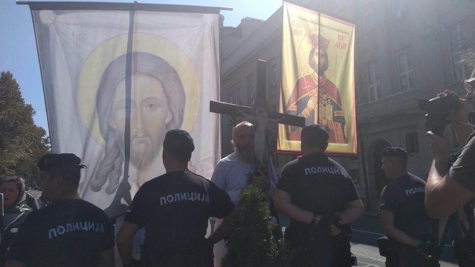 "KONTRAPRAJD: Uhapšen ""monah Antonije""?!"