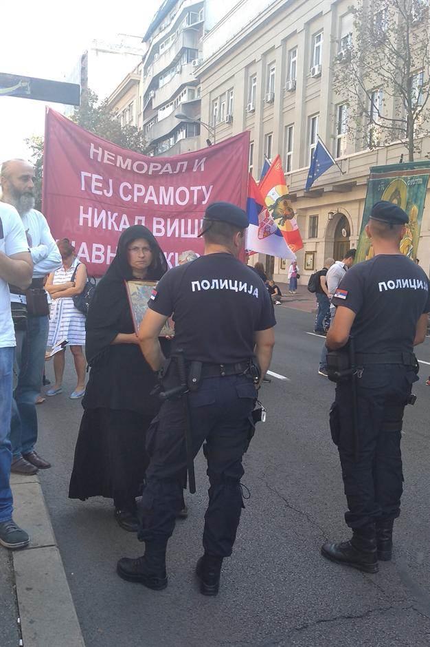 protest, parada ponosa