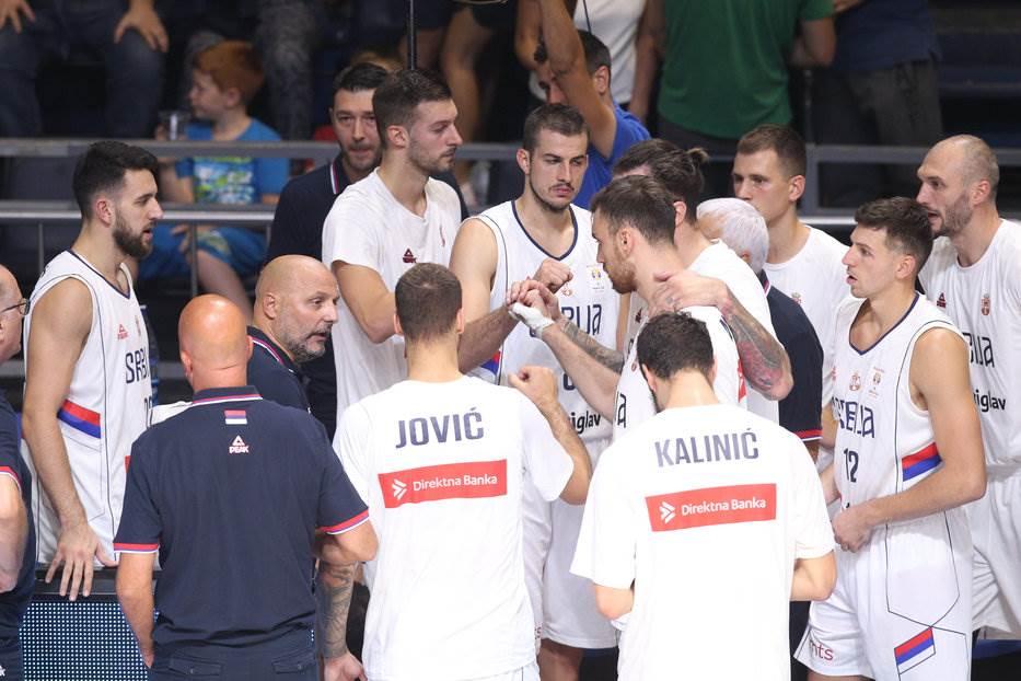 """Oni će testirati """"orlove"""" za Mundobasket"""