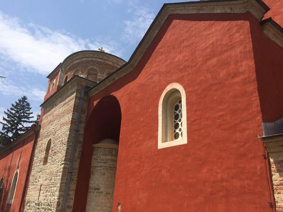 žiča, manastir žiča, pravoslavlje