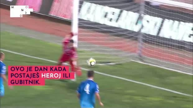 Partizan - Crvena zvezda večiti derbi