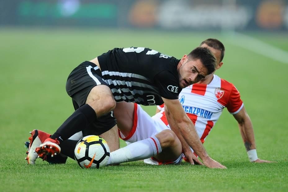 Da li Zdjelar prvi napušta Partizan?