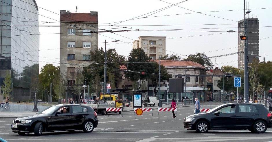 Beograd: Može i bez automobila