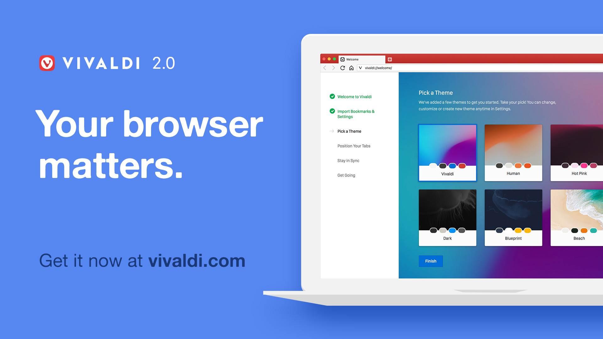 Vivaldi bolji nego Chrome i Firefox, Vivaldi utisci, Vivaldi opis, Vivaldi 2.0 download i prelazak