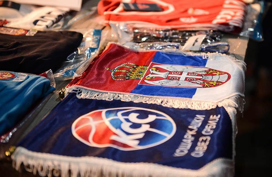 srbija, košarka, kss, humanitarni sportski bazar, zajedno za život