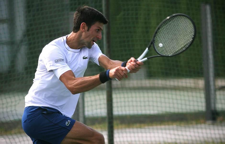 Novak: Glavni cilj do kraja 2018 - prvo mesto na svetu