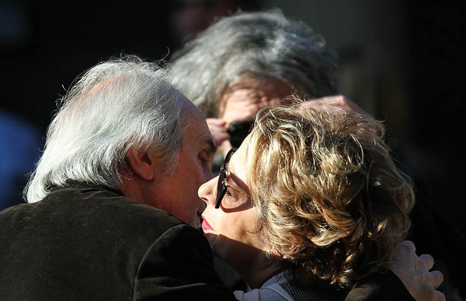Ispraćaj Ejdusa: Peco, ostaće praznina u srcu