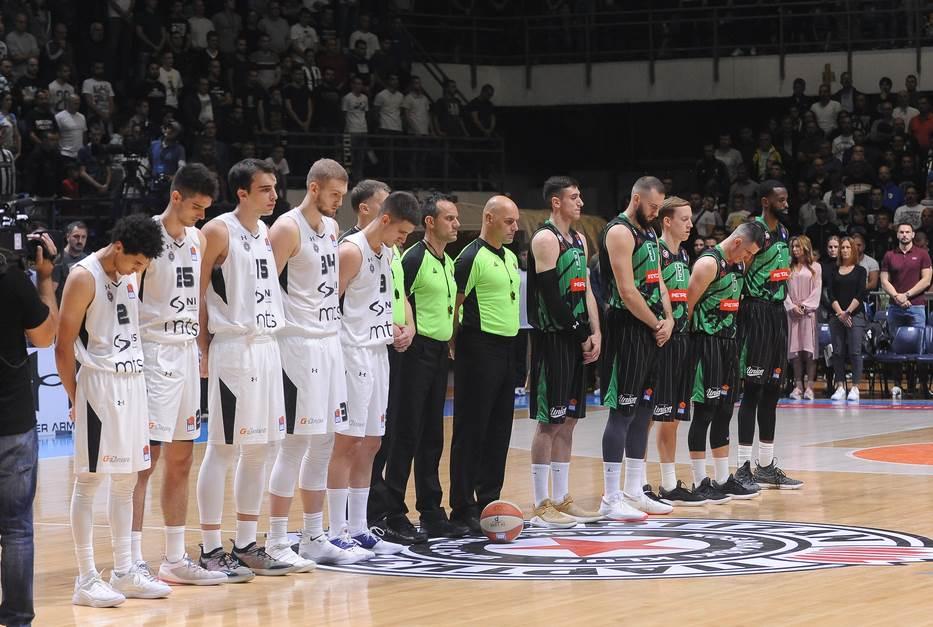 Zagorac rešio dramu, Partizan na 2-0!