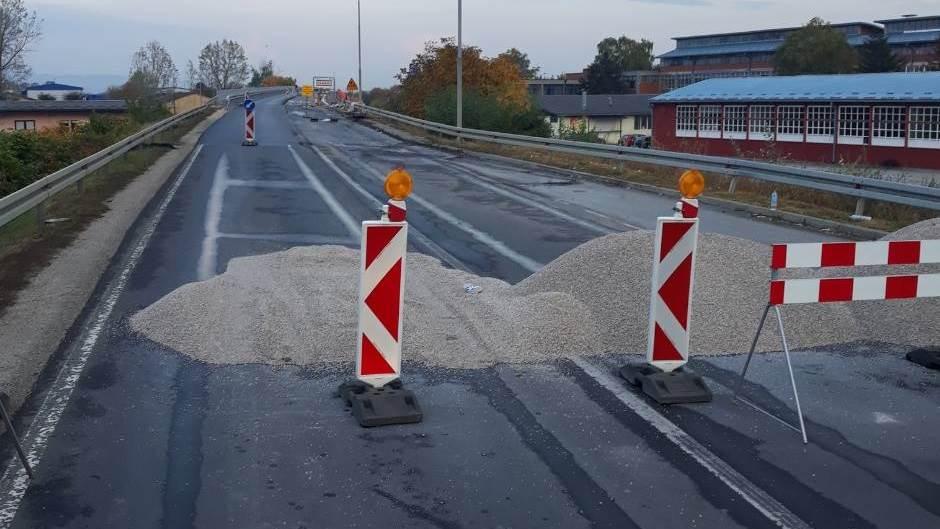Radovi na Zrenjanskom putu i autoputu Beograd – Niš