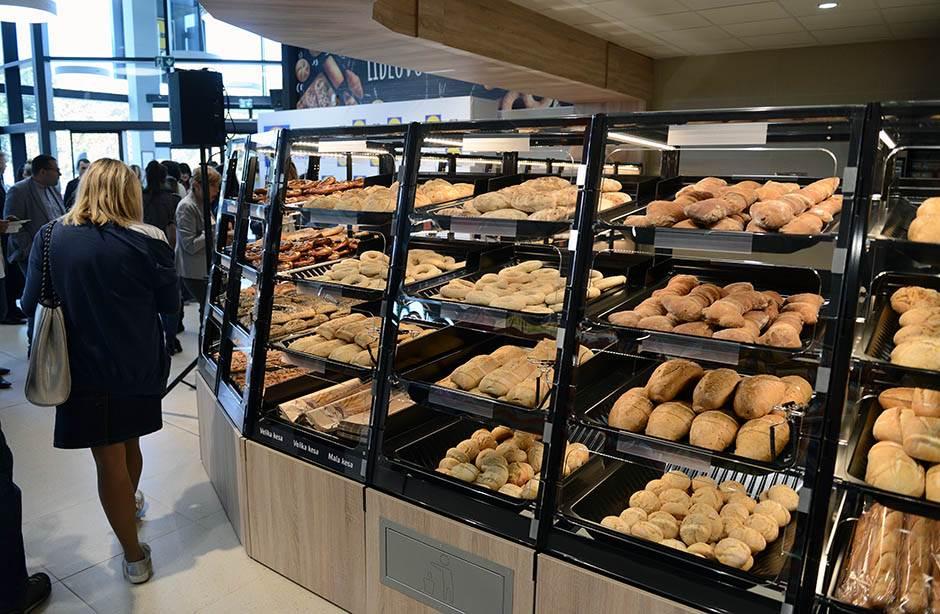 pekara, hleb, pecivo, lidl, lidl srbija, proizvodi, supermarket, prodavnica, kupovina, market,