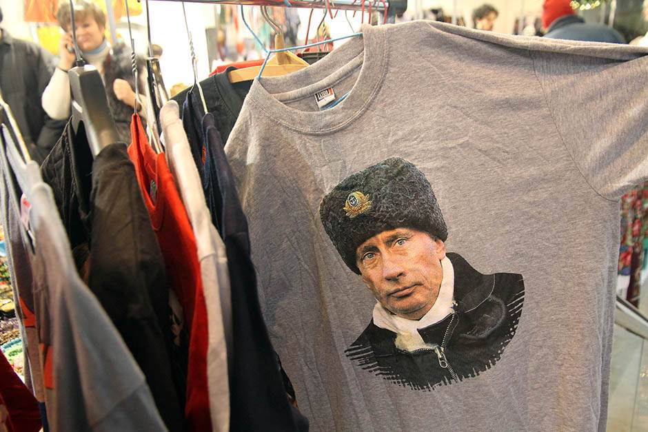 Zabranjen Putinov nalog sa milion pratilaca