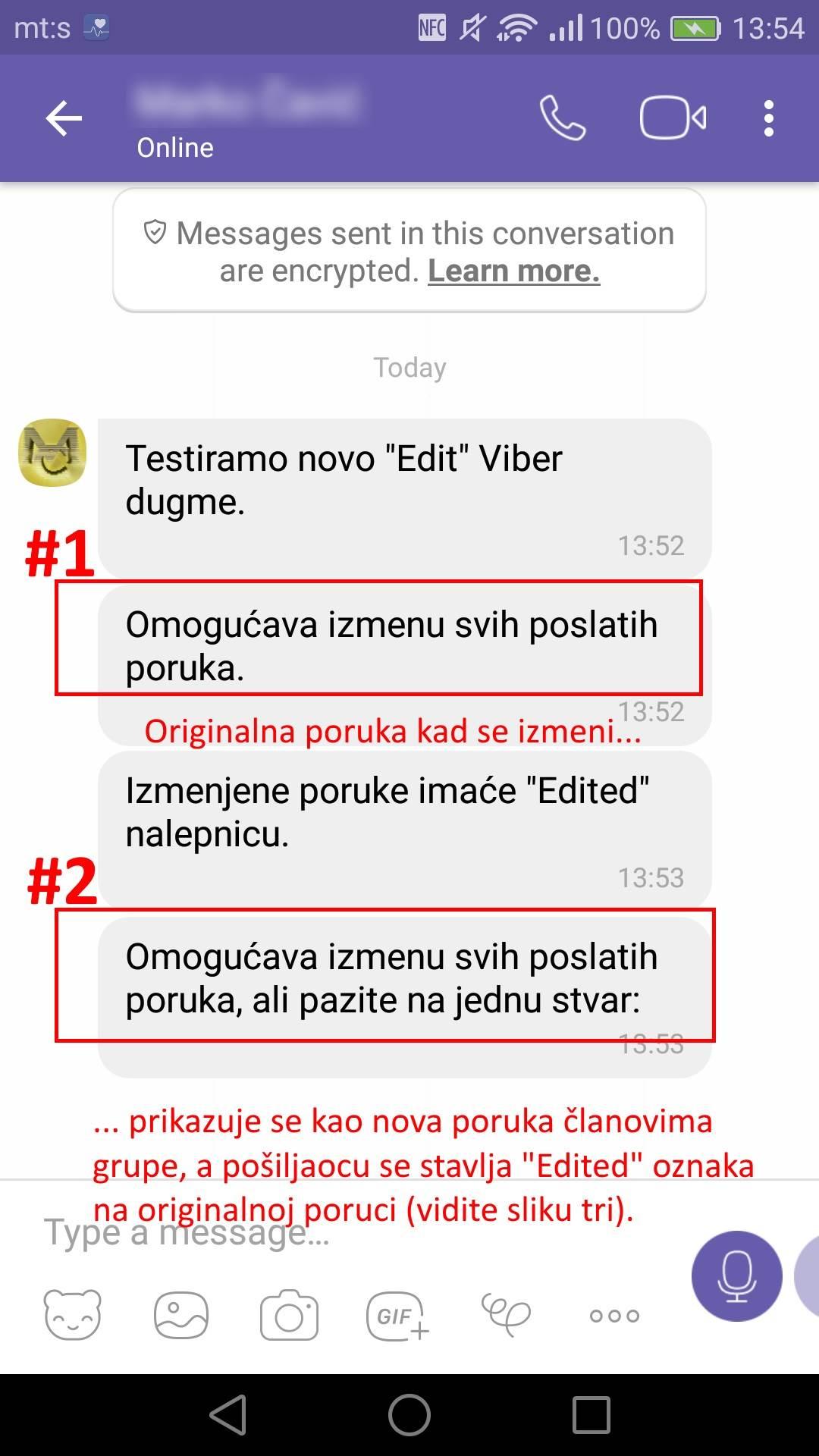 Viber: Čak 4 nove funkcije + opis svake i upotreba