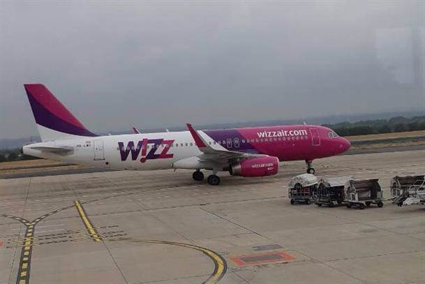 wizz air, vizer avion