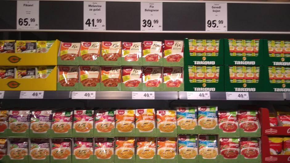Evo kakve su cene u Lidlu (FOTO)
