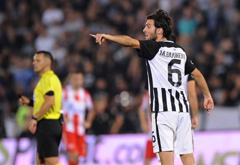 Zašto je Mark Valijente zavoleo Partizan i Beograd