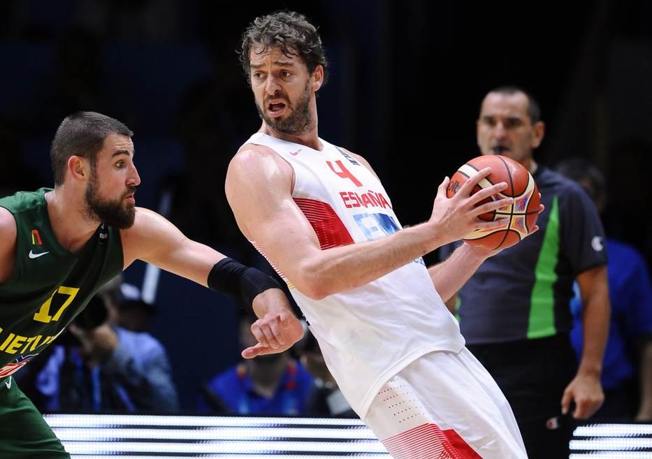 Težak udarac za Špance pred Mundobasket