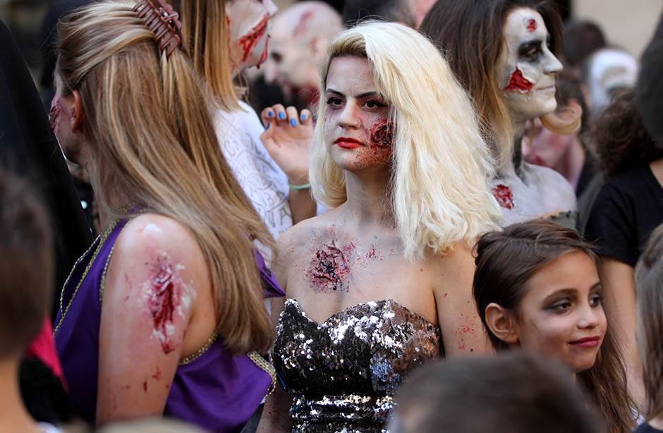 Ovo niste znali o zombijima! (FOTO,VIDEO)