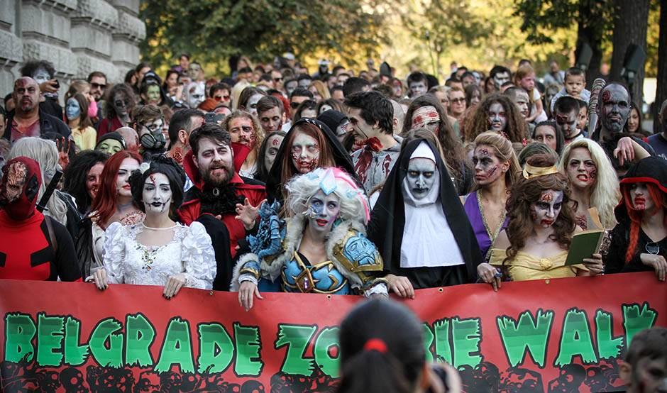 zombi šetnja, zombi,