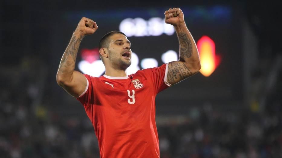 Mitrović će pamtiti ovu godinu, a jedan gol posebno