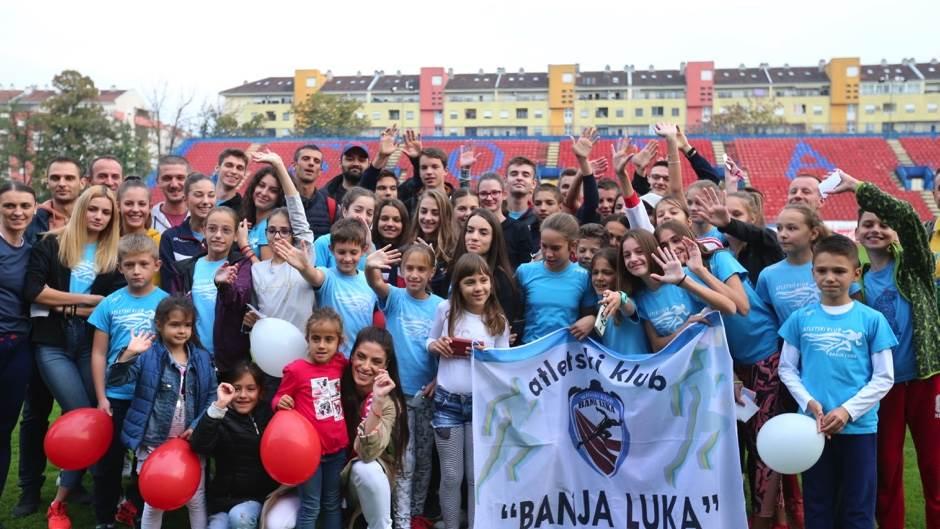 Ivana Španović u Banjaluci: Pozlatiću bronzu iz Rija!