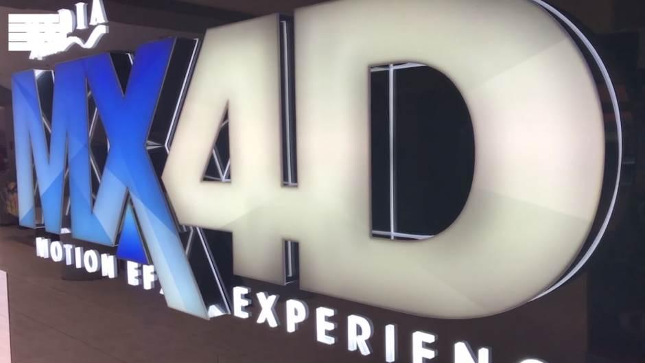 Ludilo zvano MX4D stiže i u naše bioskope! (VIDEO)