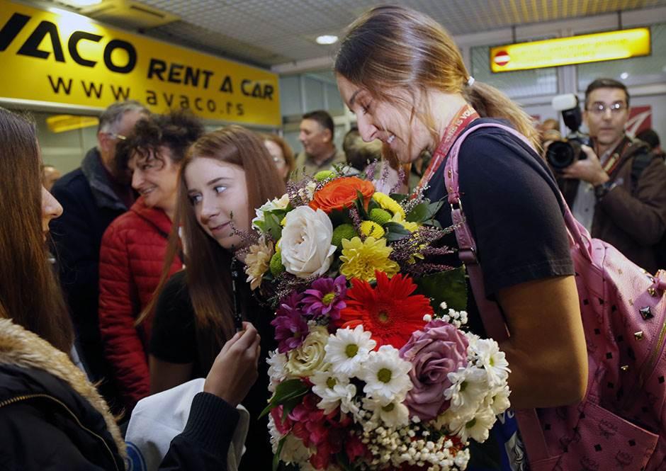 Cveće i suze radosnice!